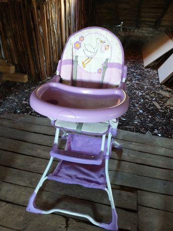 Scaun de masa, pentru copii!