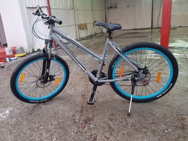 Bicicleta frane pe disc