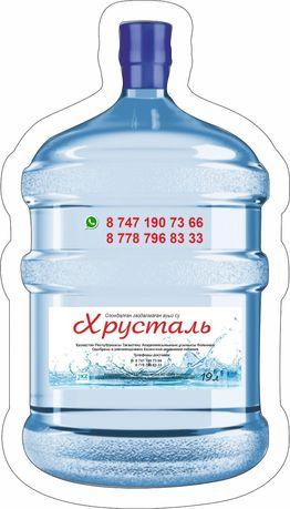 Доставка воды заказ воды вода дамой артезианская, Су, вода с доставкой