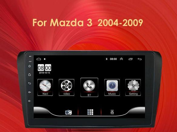 Мултимедия авторадио навигация Мазда 3 Mazda 3