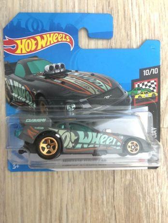 Hot Wheels Treasure Hunt MUSTANG FUNNY CAR