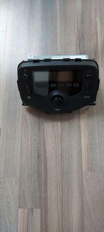 Sistem audio Toyota Aygo model 2017