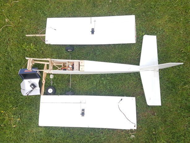 Avion din lemn CNC 152cm/ 105cm