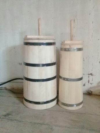 Кубі для   изготовления кумыса