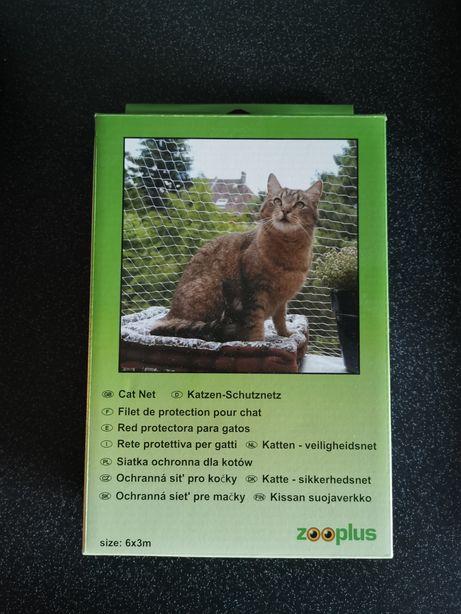 Plasa de protectie pisici 6x3 metri