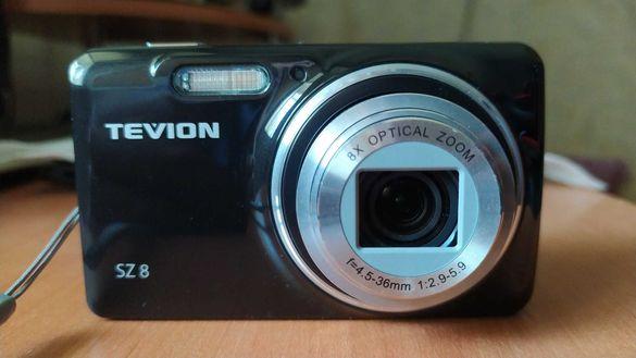 Цифров фотоапарат Tevion SZ8