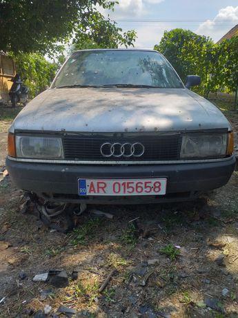 Dezmembrez Audi 80, an 1991 motor 1.6 tdi