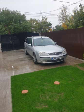 Ford mondeo mk3 2005
