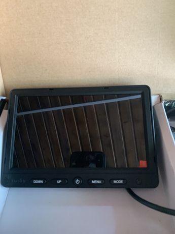 Monitor camera marsalier 7 inch