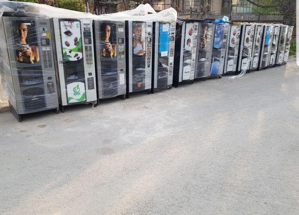 Кафе автомати вендинг-кафе машини vending