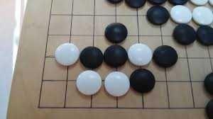 Стратегический игра Го