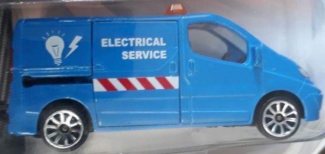 Machetă intervenții - Electrical service