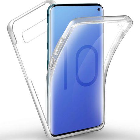 Samsung S10E S10 S10 Plus - Husa 360 Slim Fata Spate Transparenta