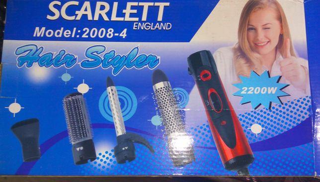 Фен стайлер SCARLETT SC-2008-4