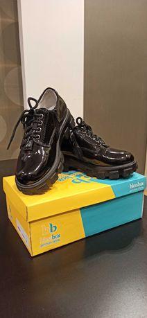 Обувь школьная для девочки