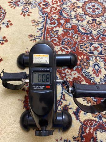 Велотренажер мини переносной лёгкий б/у