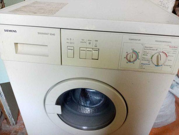 Стиральная машина Siemens 9000