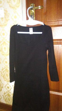 Платья женские черные