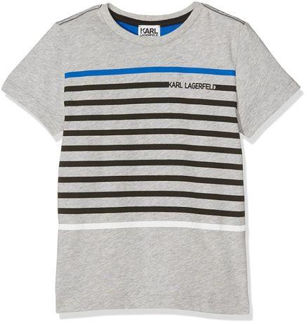 ОРИГИНАЛ Karl Lagerfeld Boy's T-Shirt - детска тениска - 12г-14г
