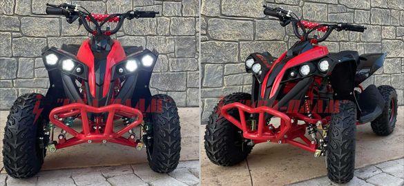 Електрическо ATV MPM TEEN-2550SR,1200W,48V+Задно задвижване+ЛИЗИНГ