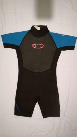 costum neopren scufundari inot skijet snorkeling nr.46 marime S