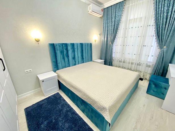 2-х комнатная квартира посуточно в стиле модерн в ЖК ZAMAN