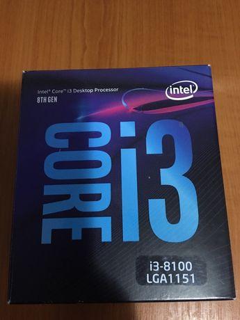Intel i3 -8100