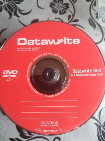 Dvd дискове datawrite