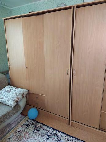 Шкаф купе, для спальни и прихожей