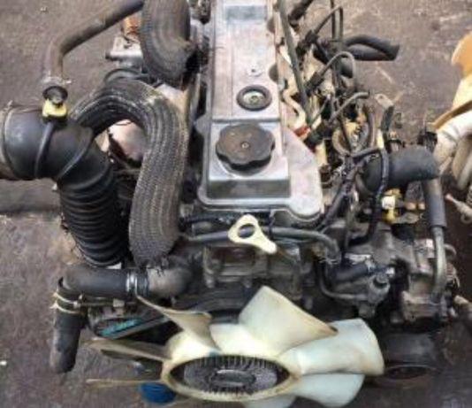 Мотор на делику,поджеро 2,8