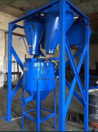 Газобетон линия -оборудование для газоблоков автоматизированное!