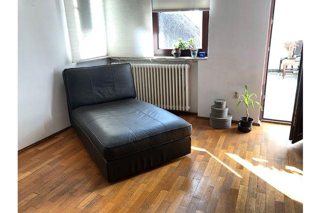 Canapea din piele naturala