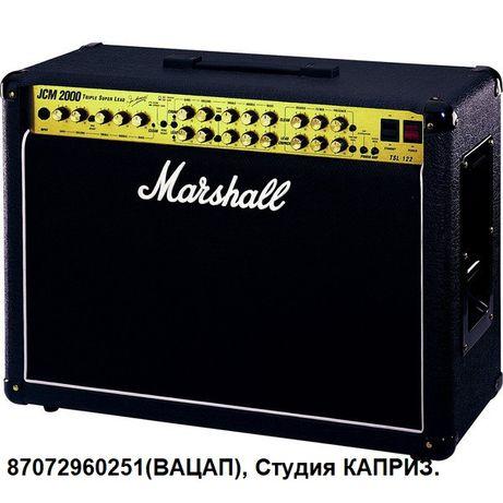 ламповый гитарный комбарь JCM 2000-TSL602