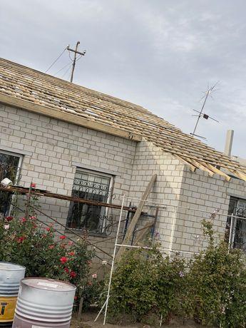 Любые строительные работы (отделка, кафель, фасад, кровля)