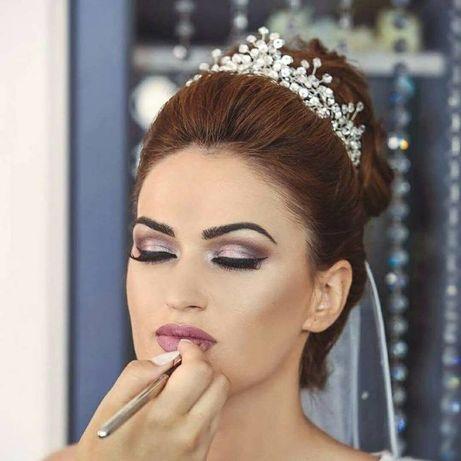 Make-up / Extensii Gene / Pensat Vopsit Henna / Coafat