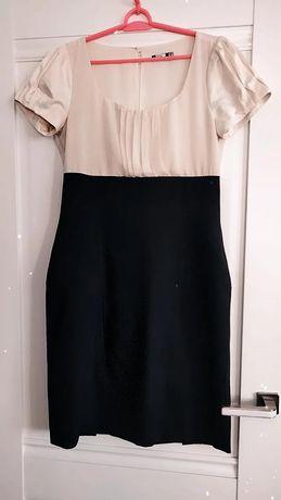 Платье офисное 46р