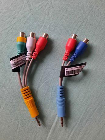 Mufa, Cablu, RCA