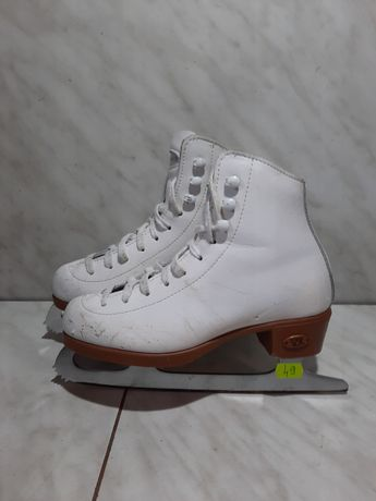 Patine gheata profesionale patinaj artistic 49 Riedell marime eu 30