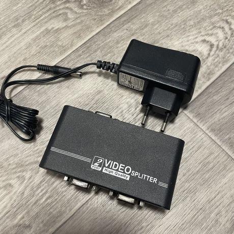V1S2 VGA переключатель