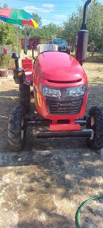 Tractor 18 cai plug 2 brazde ,fre