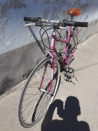 Mbk Trainer Racing steel cromo CURSIERA lady~dama vintage