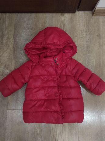 Бебешко зимно яке Майорал-74см, 9месеца
