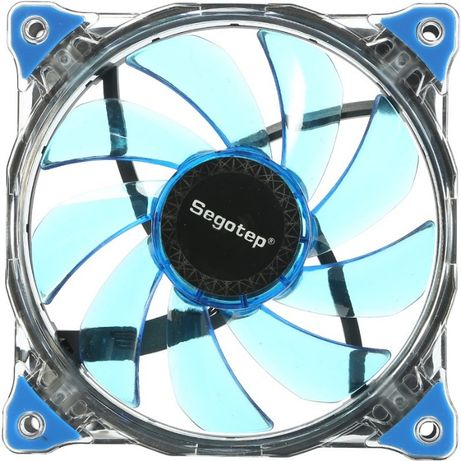 Ventilator Segotep Polar Wind 120 Blue LED