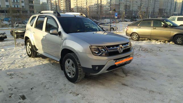 Продаётся в идеальном состоянии Renault Duster 2.0 2018