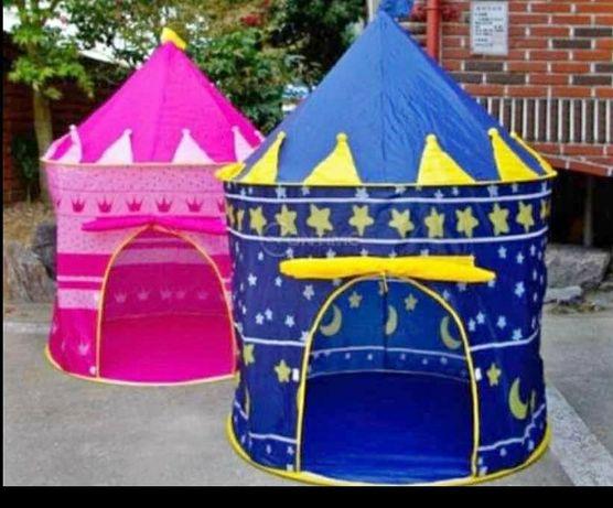 Детска палатка замък 25 лв.