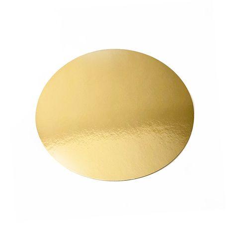 Подложка под торт, подложки под торты тонкая золото