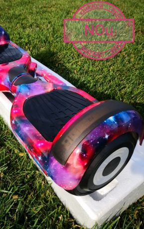 Oferta hoverboard nou color galaxy 6,5