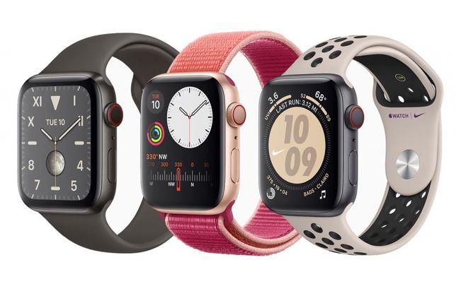 New!!! Apple Watch 3 38 mm SE 40 мм / 3 42 SE 44 /Смарт часы. Доставка