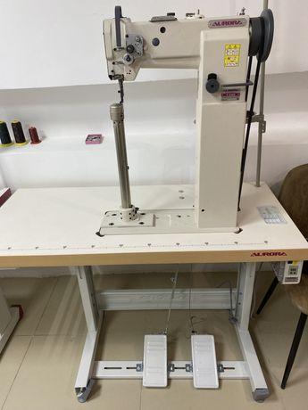 Колонковая швейна машинка