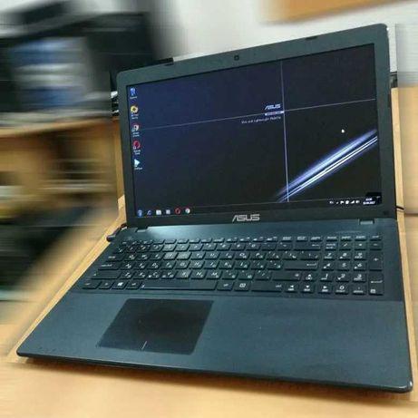 Ноутбук ASUS X552 core i3 3317u графика intel HD4000 в идеале